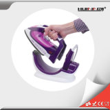 Non-Stick Sole Plate Electric Cordless Steam Iron Dry Iron