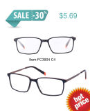 Promotion Acetate Mixed Metal Eyeglasses