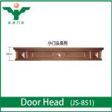 Luxury Villa Entrance Wood Design Door/Door Header