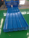 Prepainted Box Profile Steel Plate/Galvanized Metal Roofing Sheet for Shed