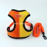 China Pet Harnesses Handsome Polyester Mesh Dog Harness