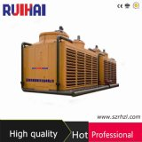 100ton Low Noise Cross Flow Type Cooling Tower