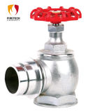 Fire Hose/Hydrant Landing Valve with Machino Outlet