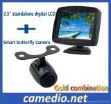 """3.5inch Digital Car Rear View System (3.5"""" digital LCD+universal car camera)"""