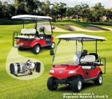 Hybrid Generator 4 Seater Golf Cart with Afforable Price (DEL3022G2Z)