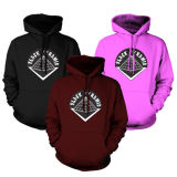Plus Size Cheap Custom Printed 100% Cotton Hoodie
