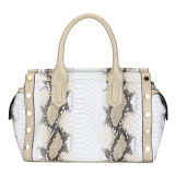 Made in China Fashion Lady Python Leather Bags (MBLX033052)