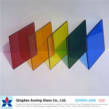 Color Float Glass for Wall Glass/Glass Partition/Building Glass