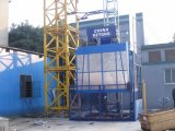 Single Cage Building Hoist for Construction Project SC200