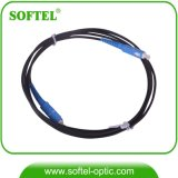 SC/PC FTTH Drop Cable Outdoor Optical Fiber Patch Cord