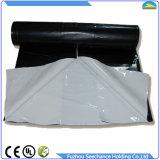 Qualified Black &White Silver Diamond Diffusion Foil