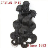 Factory Price Remy Human Hair Extension Virgin Brazilian Hair (ZYWEFT-02)