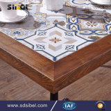 Wholesale Wooden Cafe Table Square Dining Table Sbe-CZ0613