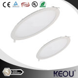 Ultra Thin Recessed Dimmable LED Panel 6W 9W 12W 18W