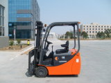 Forklift elétrico Three-wheel com CE