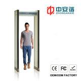 High Precision 18 Zones High Precision Door Frame Metal Detector