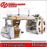 Servo Motor Winder Flexo Printing Machine/Printing Machine/Flexographic Printing Machine
