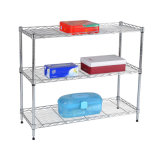 Stainless Steel Wire Office Shelving