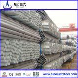 "1/2""-46"" Round Hot Galvanized Steel Pipe"