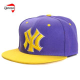 Fitted Custom Ny Flat Brim Baseball Cap