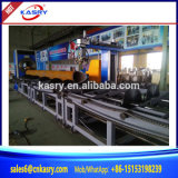 Roller Bed CNC Plasma Pipe Tube Cutting Machine 600-2000mm