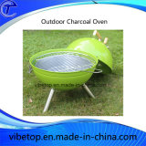 Small Portable Charcoal BBQ Grill for Camping