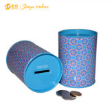 Round Tin Money Box Dia75xh100mm Tin Box Factory