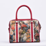 Elegant Chic Bright Color Tote Bag for Young Girl