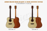 Aiersi Chinese Factory Worldwide Famous Acoustic Guitar (SG02SM-41)