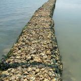China Factory of Top Quality Hot-Dipped Galvanized Stone Gabion for River with Ce Certificate (XM-113)