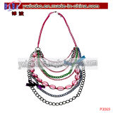 Party Accessory Birthday Gifts Chain Necklace Costume Jewelry (P3069)