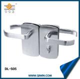 Glass Door Double Door Lock with Handle