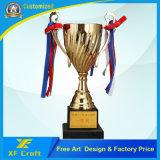 High-End Metal Trophy Cup Trophies Made in China for Awards