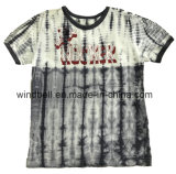 Cotton T-Shirt for Boy with Tie Dye
