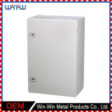 Indoor Stainless Steel Enclosure Metal Electrical Power Junction Box