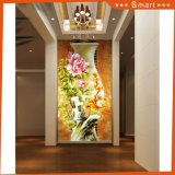 Custom Design Full Printed Painting Cheap Canvas Art for Home Deco (Model No: Hx-4-056)