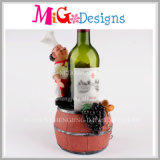 Colour OEM Welcome Decorative Wine Bottle Holder