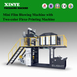 Mini PE Film Blowing Machine with Printing