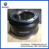 Sand Casting Brake Drum Compatible with Scania 1414153