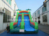 Inflatable Slide with Palm
