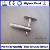 Stainless Steel Handrail Bracket with Adjustable Post
