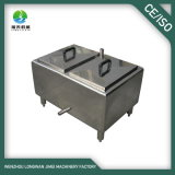 Sanitary Stainless Steel Milk Storage Drum for Dairy Beverage Storage