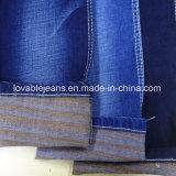 Dyed Yarn Stretch Denim Fabric (T231)