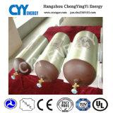 Steel Compressed CNG Cylinder Natural Gas Cylinder for Sale