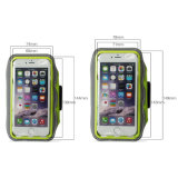 New Ultra Thin Breathable Reflective Sport Armband Case for Mobile Phone