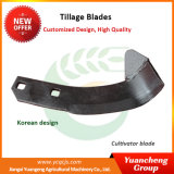 L Power Tiller Blades Reclamation Knife