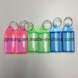 Fashion Plastic Key Tags