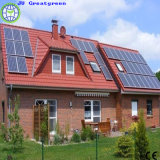 off-Grid Solar Generator for Small Family