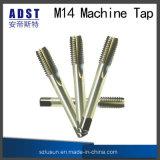 Sharp Thread Hardness High Speed Steel M14 Machine Tap