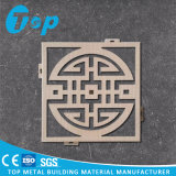 Customized Grille Screen Panels Laser Cutting for Ceiling Design